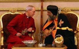 Spotkanie Teodora II z apb. Welbym