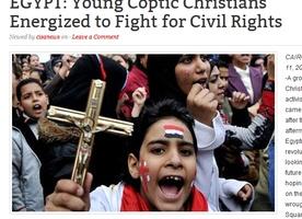 Młodzi Koptowie walczą o przyszłość kraju