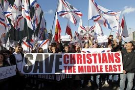 5 tys. chrześcijan ucieka przed dżihadystami